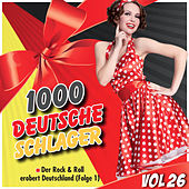 1000 Deutschen Schlager, Vol. 26 by Various Artists