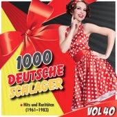 1000 Deutsche Schlager, Vol. 40 von Various Artists