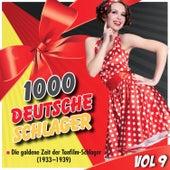 1000 Deutsche Schlager, Vol. 9 de Various Artists