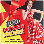 1000 Deutsche Schlager, Vol. 27 by Various Artists