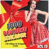 1000 Deutsche Schlager, Vol. 15 de Various Artists