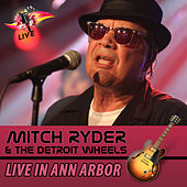 Live in Ann Arbor de Mitch Ryder