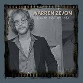 Live in Boston, 1982 von Warren Zevon