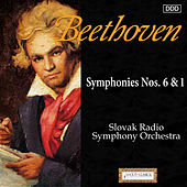 Beethoven: Symphonies Nos. 6 & 1 de Various Artists