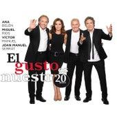 El Gusto Es Nuestro 20 Años (En Directo) by Various Artists