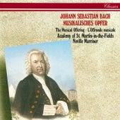 J.S. Bach: Ein musikalisches Opfer de Sir Neville Marriner