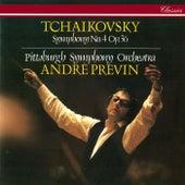 Tchaikovsky: Symphony No. 4 by André Previn