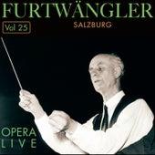 Furtwängler - Opera  Live, Vol.25 by Various Artists