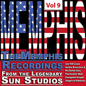 The Memphis Recordings from the Legendary Sun Studios 3, Vol. 9 by Various Artists