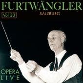 Furtwängler - Opera  Live, Vol.33 by Various Artists