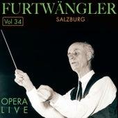 Furtwängler - Opera  Live, Vol.34 by Various Artists