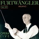 Furtwängler - Opera  Live, Vol.39 by Various Artists