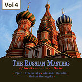 The Russian Masters in Music, Vol. 4 by Various Artists