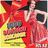 1000 Deutsche Schlager, Vol. 38 von Various Artists
