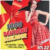 1000 Deutsche Schlager, Vol. 22 de Various Artists