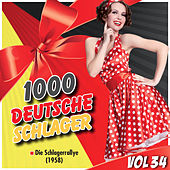 1000 Deutsche Schlager, Vol. 34 by Various Artists