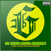 Brazilian G (Mixed & Compiled by Malik Mustache) von Various Artists