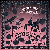 Don't Say You Love Me (Jeremy Wheatley Single Mix) von Erasure