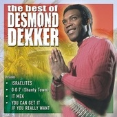 The Best of Desmond Dekker by Desmond Dekker