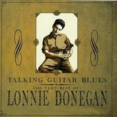 Talking Guitar Blues van Lonnie Donegan