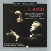 Bach: Brandenburg Concertos de Johann Sebastian Bach