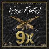 9x - Single by VYBZ Kartel