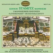 Edition Stamitz Mannheim, Vol. 1 by Various Artists