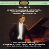 Brahms: Piano Concerto No. 2 & Academic Festival Overture by Various Artists