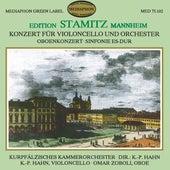 Edition Stamitz Mannheim, Vol. 2 by Various Artists