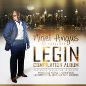 Nigel Angus Presents Legin Compilation Album de Various Artists
