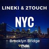 NYC Brooklyn Bridge de Lineki