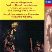 Wagenaar: Orchestral Works di Riccardo Chailly