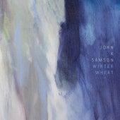 Winter Wheat von John K. Samson