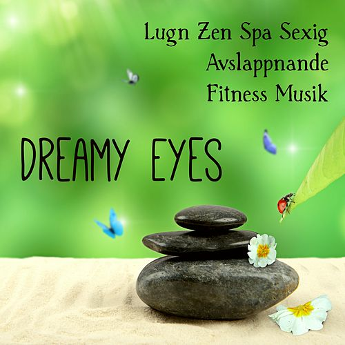 Dreamy Eyes - Lugn Zen Spa Sexig Avslappnande Fitness Musik med Lounge Chillout Jazz Instrumental Ljud by Various Artists