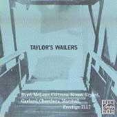 Taylor's Wailers by Arthur Taylor