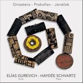 Ginastera - Prokofiev - Janáček de Hayd�e Schvartz