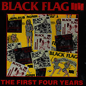 The First Four Years von Black Flag