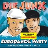 Eurodance PARTY Vol. 3 (The World-Edition) von Die Junx