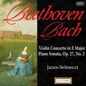 Bach: Violin Concerto in E Major - Beethoven: Piano Sonata, Op. 27, No. 2 by Various Artists