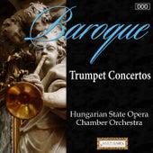 Baroque Trumpet Concertos by Ede Inhoff