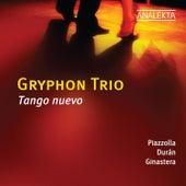 Tango Nuevo by The Gryphon Trio