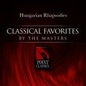 Franz Liszt: Hungarian Rhapsodies by Various Artists