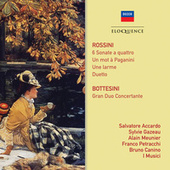 Rossini: Sonate a quattro / Bottesini: Gran Duo by Salvatore Accardo
