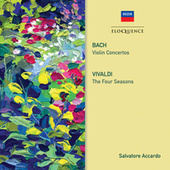 Bach: Violin Concertos / Vivaldi: The Four Seasons by Salvatore Accardo