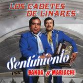 Sentimiento Con Banda y Mariachi by Los Cadetes De Linares