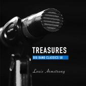 Treasures Big Band Classics, Vol. 58: Louis Armstrong de Louis Armstrong