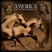 Live in Los Angeles, 1978 de America