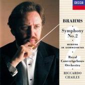 Brahms: Symphony No. 2 / Webern: Im Sommerwind di Riccardo Chailly