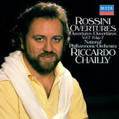 Rossini: Overtures Vol. 2 di Riccardo Chailly