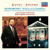 Mussorgsky: Pictures at an Exhibition / Ravel: Boléro etc di Riccardo Chailly